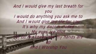 """I Worship You"" by Edward John (lyrics) (excellent quality)"