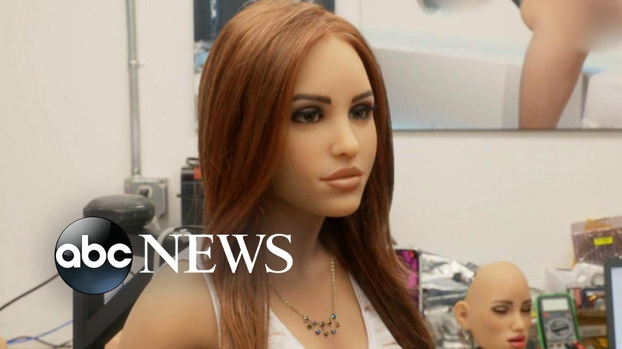 You Can Soon Buy A Sex Robot Equipped With Artificial Intelligence For About