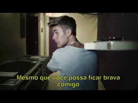Justin Bieber - Hard 2 Face Reality feat. Poo Bear (Tradução/Legendado) Music Video