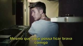 Justin Bieber - Hard 2 Face Reality feat. Poo Bear (Tradução/Legendado)