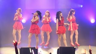 "C-ute's concert in Paris at ""La Cigale"" in 2017. It was great! I do..."