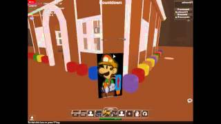 Roblox Bloopers 10 - The Candy House
