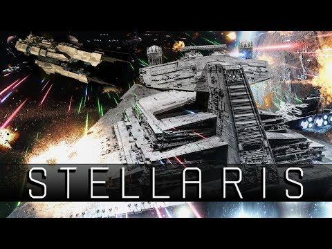 Stellaris Season 2 - #34 - The Empire Vs The Ancient Dreadnought