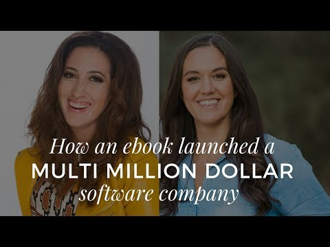 How an Ebook Launched a Multi Million Dollar Software Company