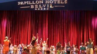 Papillon Belvil Hotel 5*//Детская  анимация/Animation soirée enfants/ Children's animation