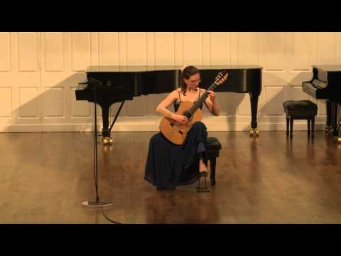 Katrin Endrikat live at Yale University