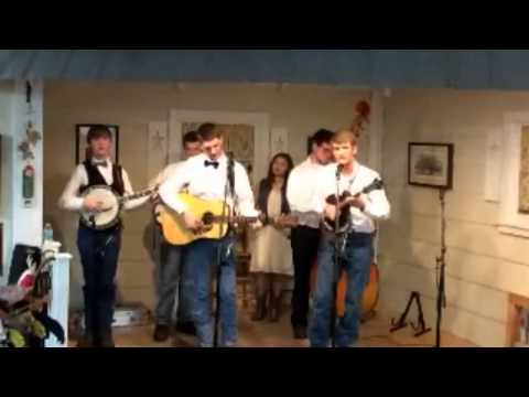 UNICOI COUNTY HIGH SCHOOL BLUEGRASS BAND: CROOKED ROAD GENERAL STORE