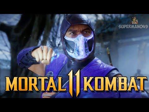 "Mortal Kombat 11: ""Sub-Zero"" Towers Of Time Gameplay - Mortal Kombat 11 ""Sub Zero"" Gameplay thumbnail"