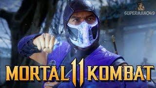 "Mortal Kombat 11: ""Sub-Zero"" Towers Of Time Gameplay - Mortal Kombat 11 ""Sub Zero"" Gameplay"