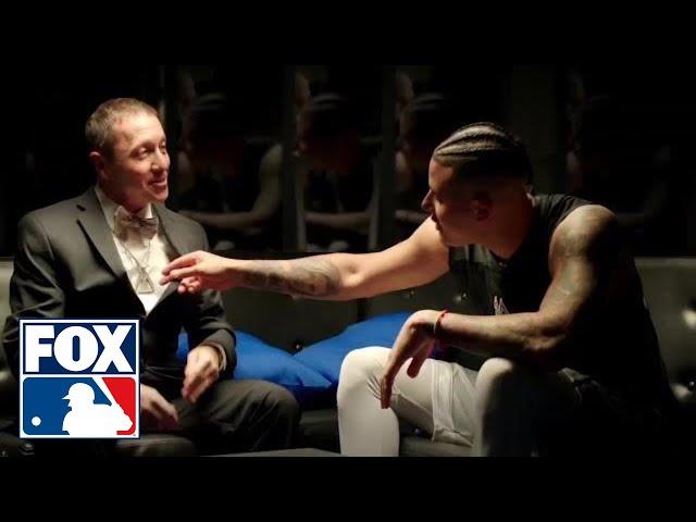 Manny Machado talks 1-on-1 with Ken Rosenthal | FOX MLB