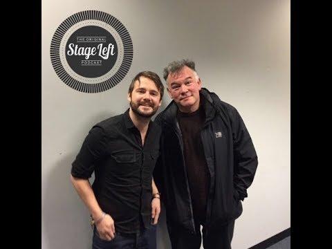 Episode 38 - Stewart Lee - The StageLeft Podcast