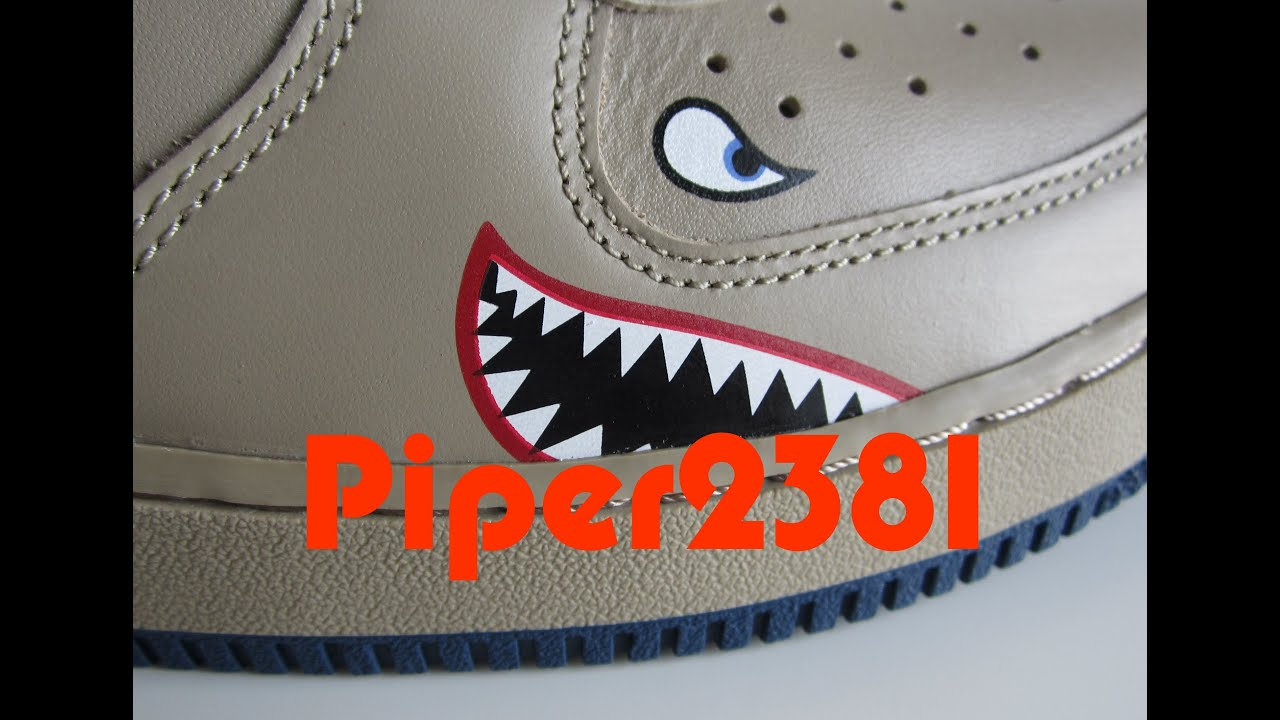 Nike Air Force 1 Mid Tuskegee - YouTube d3a9cf22e