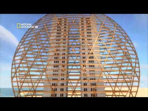 Суперсооружения Круговой небоскреб