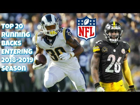 TOP 20 RUNNING BACKS ENTERING 2018-2019 SEASON Mp3