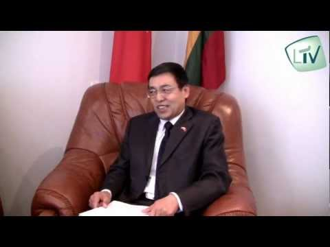 The Lithuania Tribune's interview with Chinese ambassador