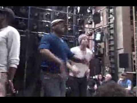 Hair Broadway Revival - Sasha Allen - White Boys
