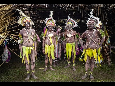 Tribal adventures in Papua New Guinea - The Sepik Expedition Trailer