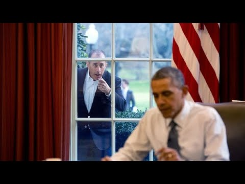 President Obama on Comedians In Cars Getting Coffee w/ Jerry Seinfeld