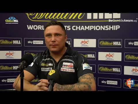 """Gerwyn Price on beating Gurney: """"I was thinking negative, what a fool I was, I've learnt a lesson"""""""