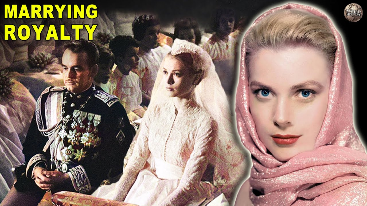 How a Billionaire Made Grace Kelly's Royal Marriage Happen