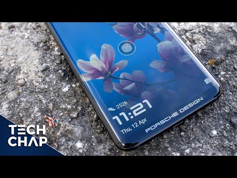 The Best Phone Money Can Buy? [Porsche Design Huawei Mate RS] | The Tech Chap