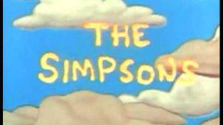 the simpsons main title theme
