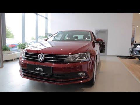 Тест-драйв нового Фольксваген Джетта 2016. Видео обзор Volkswagen Jetta