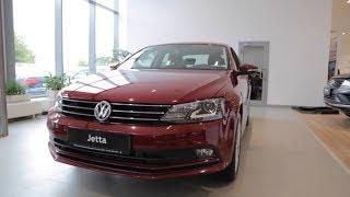 Тест-драйв нового Фольксваген Джетта 2016. Видео обзор Volkswagen Jetta(, 2016-08-23T15:53:21.000Z)