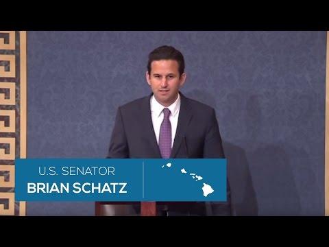 Sen. Schatz: It