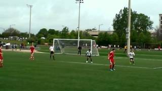 dearborn heights soccer club goalkeeper