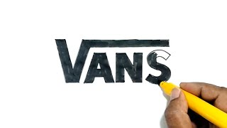 Gambar cover How to Draw the Vans Logo