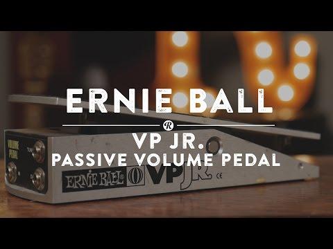 Ernie Ball VP Jr. Passive Volume Pedal | Reverb Demo Video