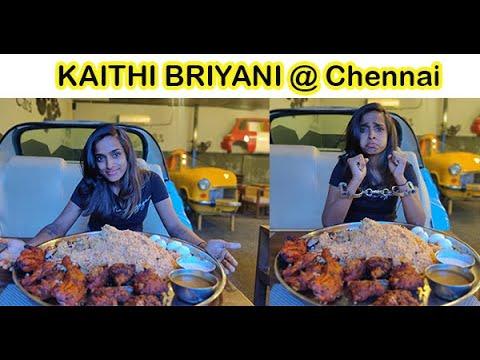 KAITHI BIRYANI || Theme Restaurant || Full Tandoori & 3.5 Kg Biryani || Chennai