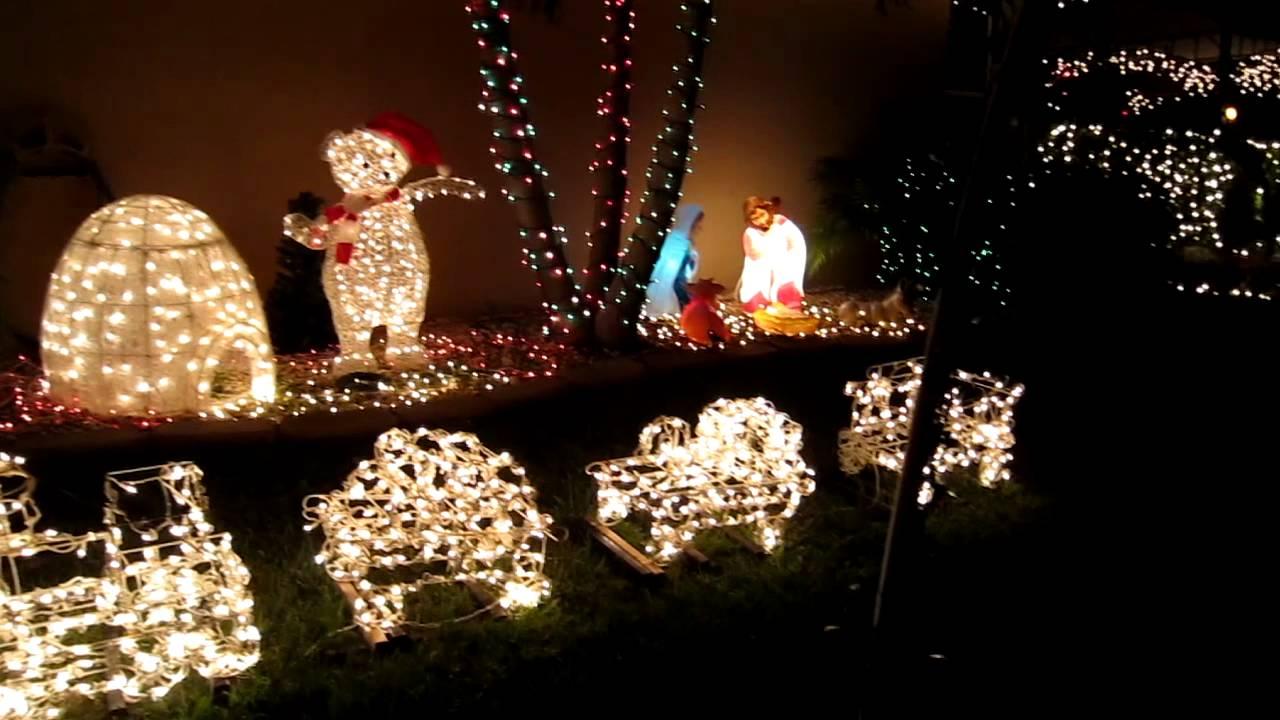 Casa decorada de navidad youtube - Decoracion de navidad en casa ...