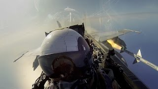 Fighter Jet Aircraft (360° Video)
