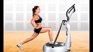 Top 7 Best Vibration Platform Machines 2018. Home Fitness Equipment for Women 2018