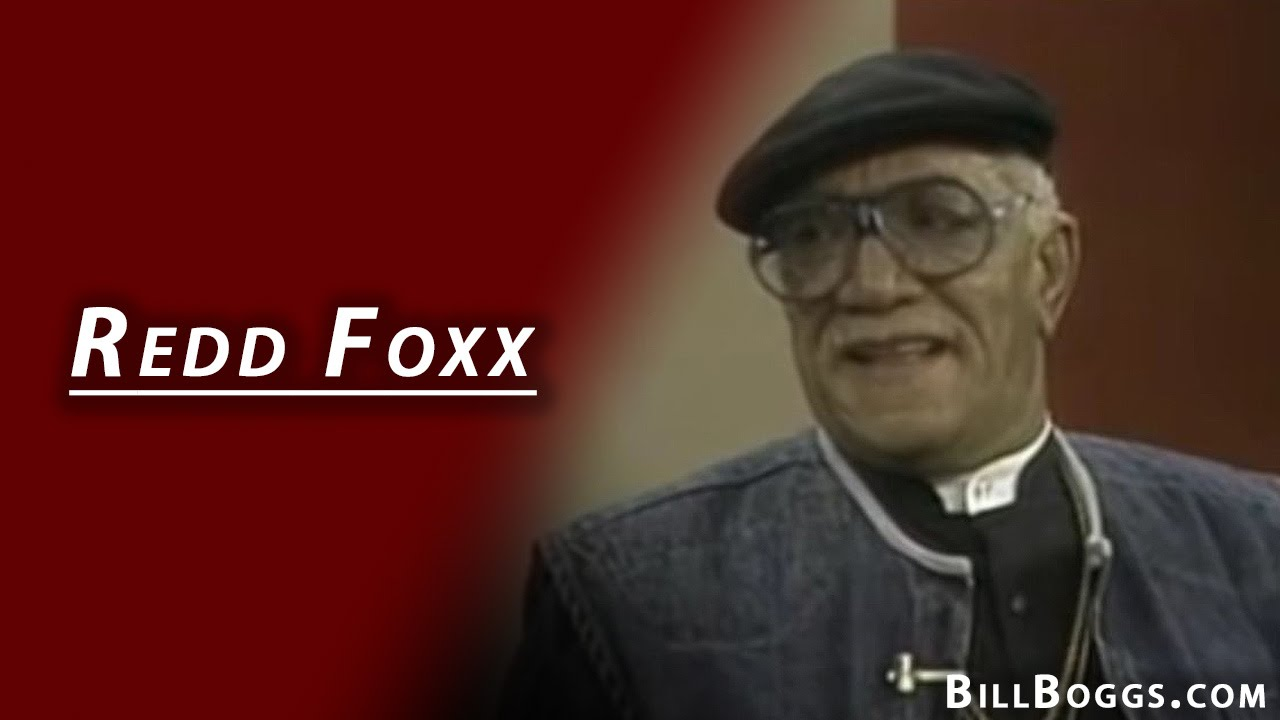 Redd Foxx Interview With Bill Boggs