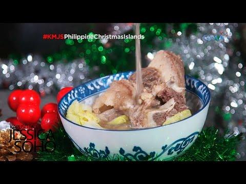 Kapuso Mo, Jessica Soho: Christmas recipes in Benguet