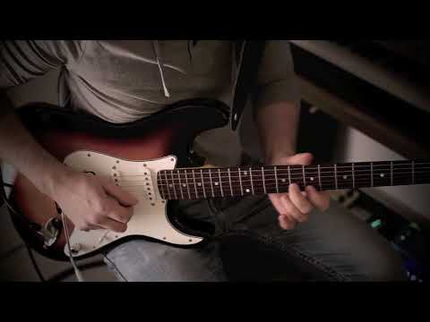 "Toto - ""Rosanna"" - guitar/synthesizer solo cover - Boss SY-300 - MUSIC WAY"