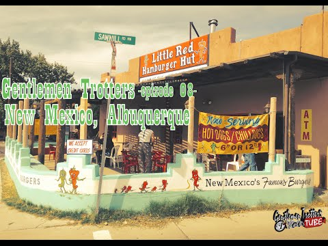 S01E08Gentlemen Trotters -New Mexico, Albuquerque- Route 66