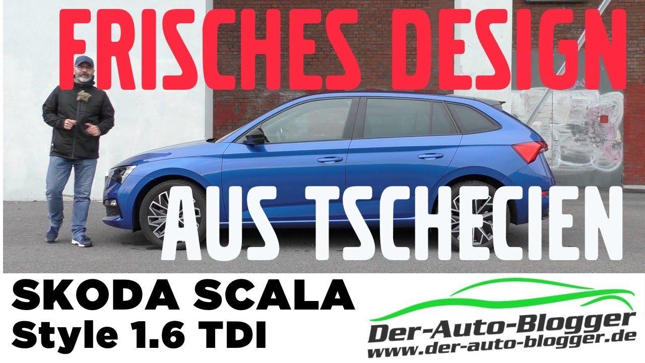 Der Skoda Scala ist das Auto mit dem besten Preis-Leistungsverhältnis der Welt! Testbericht