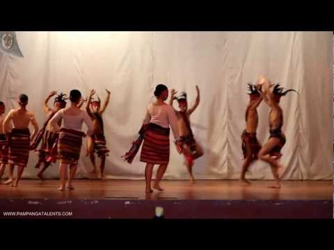The bumayah uya-uy dance preformed by Nayong Pilipino / Clark Freeport Zone