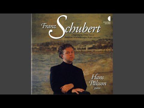 Piano Sonata No. 21 in B-Flat Major, D. 960: I. Molto moderato