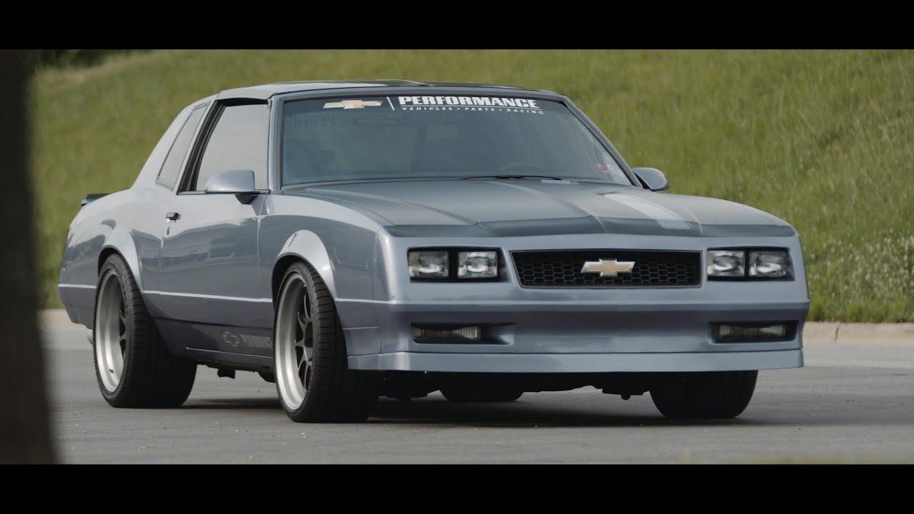 1988 Monte Carlo SS | 2018 HOT ROD Power Tour