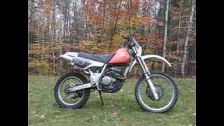 1990 Honda XR250R