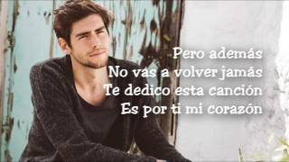 Download Alvaro Soler - Mi Corazon LYRICS/LETRA Mp3 and Videos
