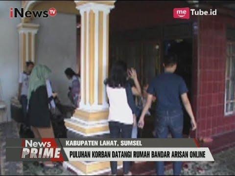 Penipuan Arisan Online Di Sumsel Part 05 Inews Prime 12 07 Youtube