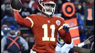 Alex Smith vs Raiders (NFL TNF Week 14 - 2016) - 264 Yards, TD + INT! Big Plays! | NFL Highlights HD