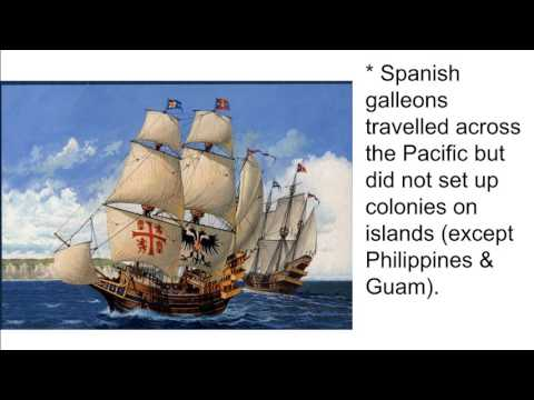 WHAP Ch 16 pt 4  - Colonization of Oceania