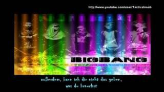 Big Bang - Follow Me [German Sub/Deutscher Untertitel] [HD]